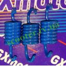 1000rpm 139QMB DIO ZX TACT LEAD Пружины сцепления Blu 3шт