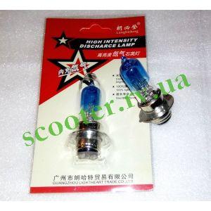 1-ус 35/35W 12V Лампа галогенная LBD