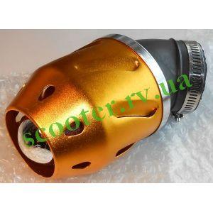 Фильтр нулевого сопротивления Ø42mm (Пуля оранж.)