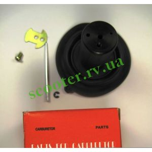 Мембрана карбюратора Китаец GY6 125сс Ø22мм