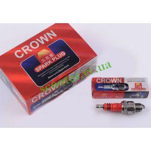 "4Т ""CROWN"" Свеча M10*1,00 12,7мм A7TC (A-class)"